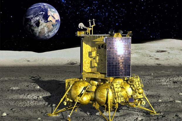 Американские ученые уверены, что нашли воду на Луне