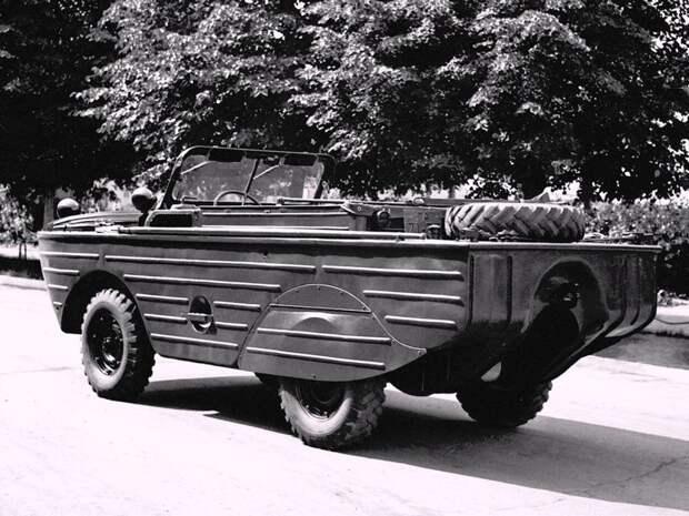 ГАЗ-46 автомобили, газ, фоторепортаж