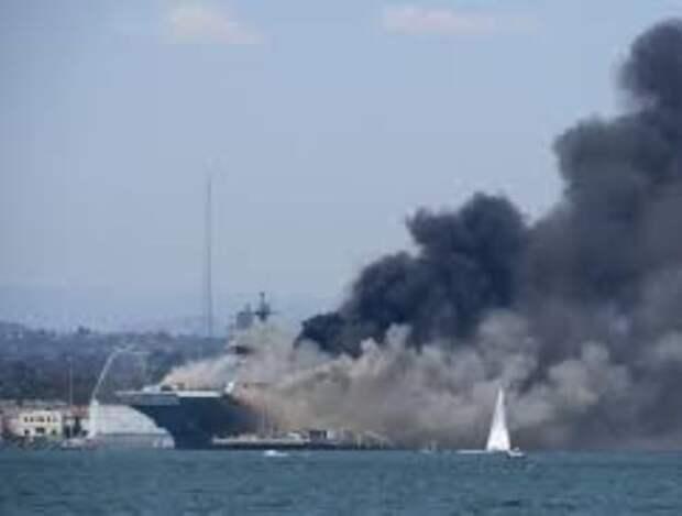 Моряк нанес ущерб ВМС США на пару млрд долларов