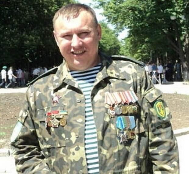 Олег Гришин Медведь