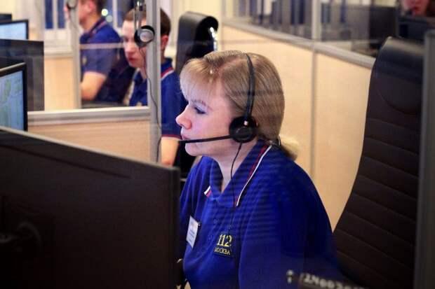 За февраль Системой 112 Москвы принято более 330 тысяч вызовов