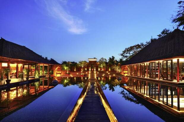 дорогие отели Индонезии