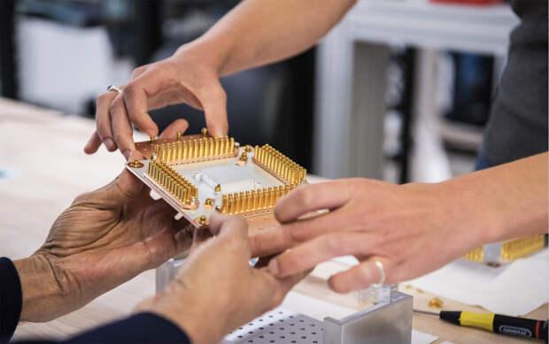 Китай заявил о создании квантового компьютера в 10 млрд раз быстрее машины Google