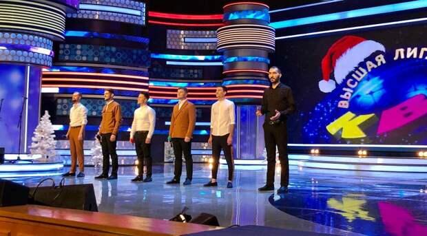 Команда из КФУ заняла второе место в Высшей лиге КВН