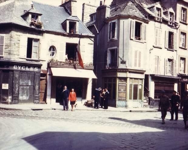 Лето 44-го во Франции.