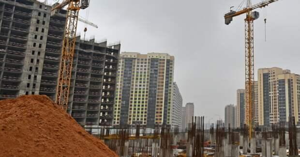 В СВАО ввели в эксплуатацию более 700  «квадратов»  жилья за девять месяцев