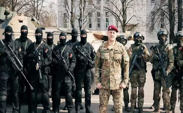 Обращение силовиков Белоруссии