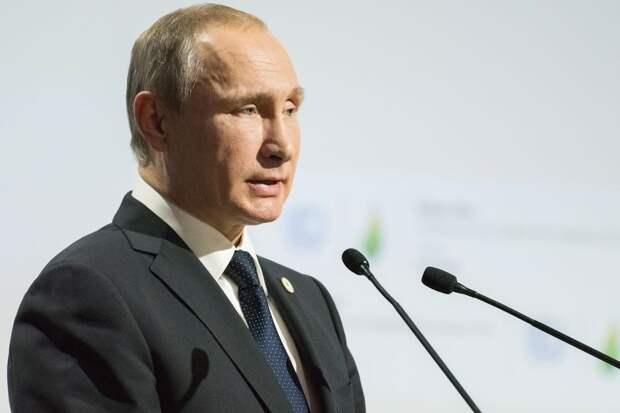 Владимир Путин публично «опустил» Вашингтон