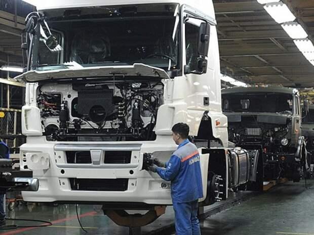 КАМАЗ и Daimler объединят свои российские заводы