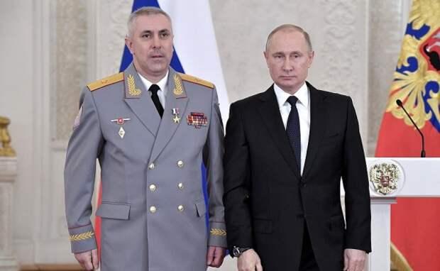 Российский миротворческий контингент в Карабахе возглавил боевой генерал, Герой России