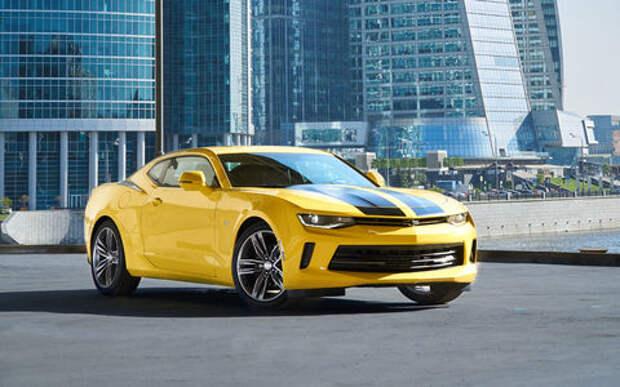 Chevrolet отзывает маслкары из-за риска ДТП