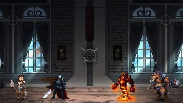 Legend of Keepers вышла в раннем доступе