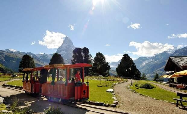 Chbahns42 Топ 5 самых необычных железных дорог Швейцарии
