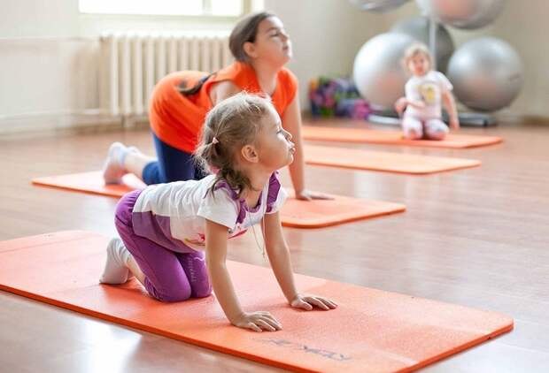 Онлайн-занятие секции детского фитнеса «ЭПИ-Алтуфьево» пройдёт 29 мая