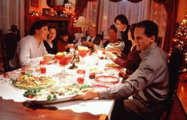 Новогодняя история с моралью: ходите в гости к друзьям чаще