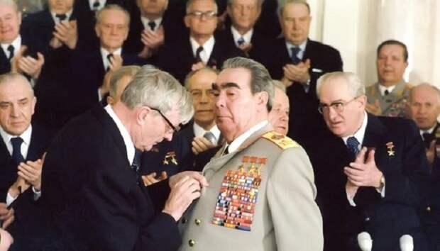 Самый бесстыжий поступок Брежнева