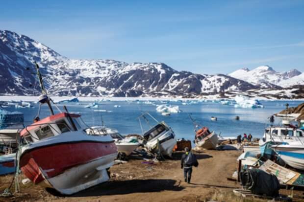 В Гренландии решили выгодно продаться: на острове обсуждают предложение Трампа