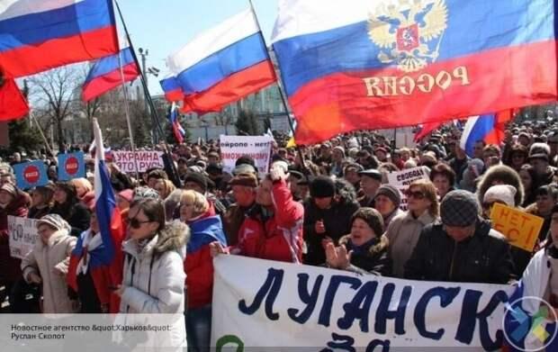 Карасев уверил, что поправки в Конституцию позволят России присоединить Донбасс