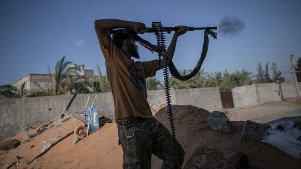 ПНС Ливии легализует сирийских и африканских наемников в стране