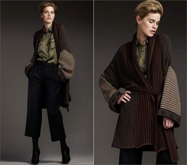 Вязаные модели от Stella McCartney