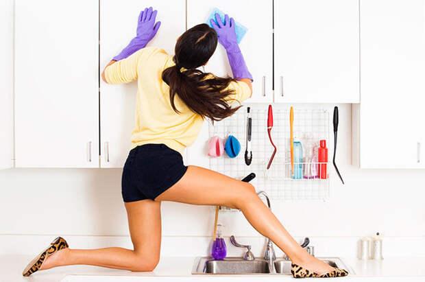 Чище чистого: 5 лайфхаков по наведению порядка на кухне