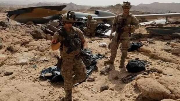 Американский спецназ провел операцию на территории Йемена