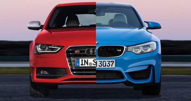 Противостояние BMW и Audi в твиттере продолжается