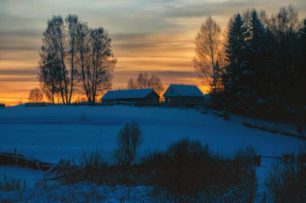 Зима красавица! Подборка красивых фото. Так просто для душу.