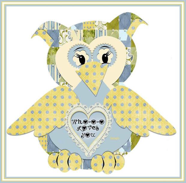 Valentine_Owl_Paper_Piecing_Sample1 (700x690, 350Kb)