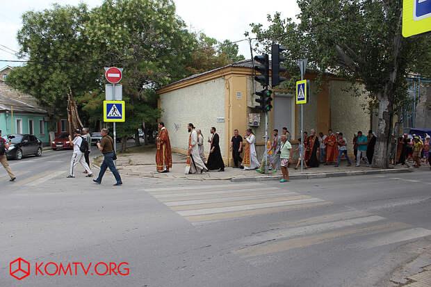 Феодосия: 100-летие убийства Царской семьи