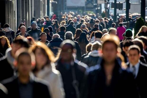 Россию ждёт резкое сокращение численности населения