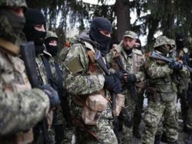 Новость на Newsland: Нацгвардия: ополченцы под Донецком перешли в наступление