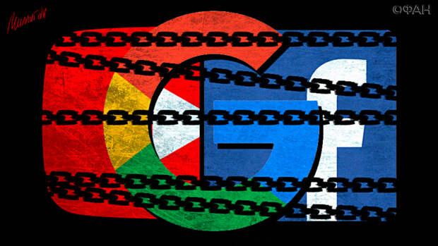 Ковитиди: Блокировка аккаунтов РФ в Facebook — нарушение свободы слова