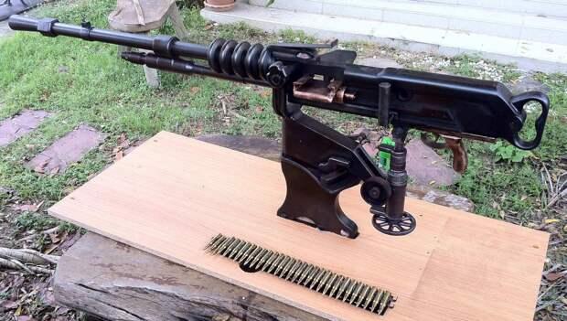 Ручной пулемёт Гочкис – незаслуженно забытое оружие двух мировых войн 20 века