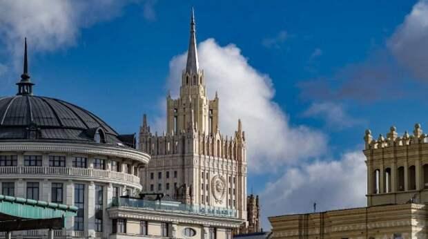 """""""Догоняйте"""": МИД России ответил США шуткой на слова об Украине"""