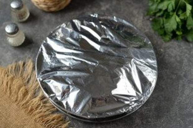 Чак ролл стейк на сковороде - фото шаг 7