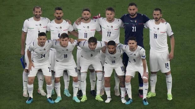Сражение за лидерство в группе: Италия встречается с Уэльсом в матче Евро-2020