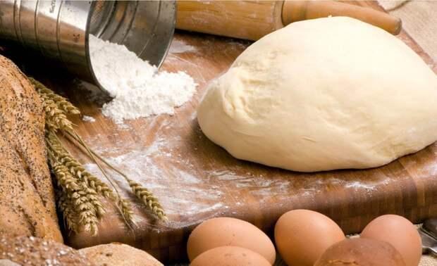 Рецепты и секреты теста на опаре для пирожков и булочек