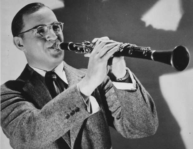 ЗАРУБЕЖКА. Benny Goodman