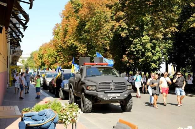 Формула национальной идеи Украины