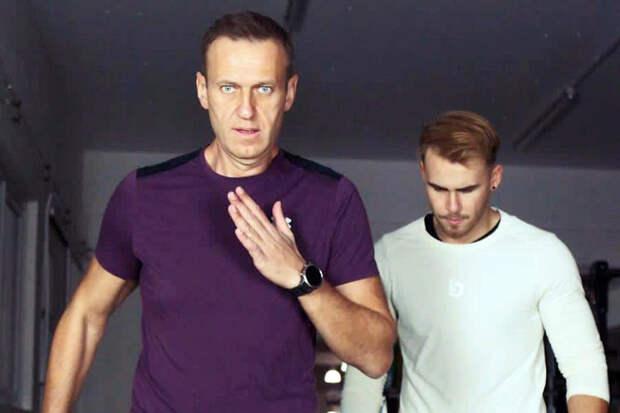 Власти ФРГ не передали России медицинские данные Навального