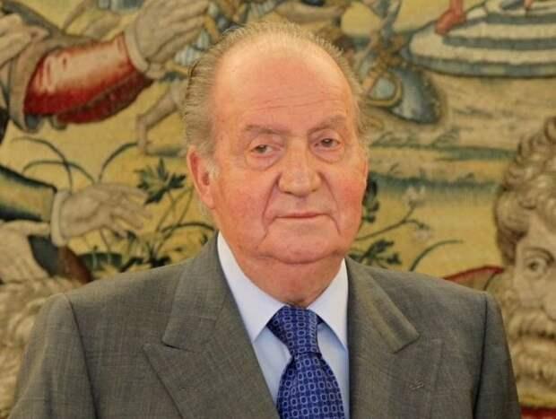 82-летний экс-король Испании покинет свою страну