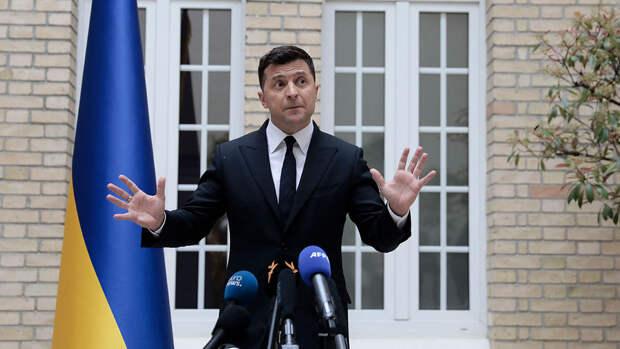 Зеленский подписал указ о санкциях против двух компаний из РФ