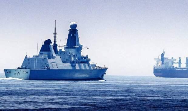 Вторая попытка: Британский флот намерен прорываться в Русскую Арктику