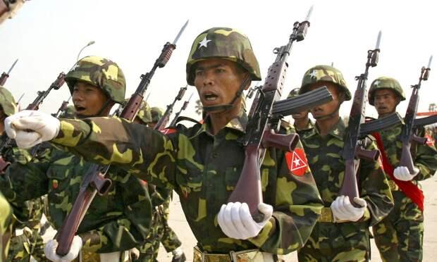 В Мьянме военные амнистировали более 23 тысяч заключенных