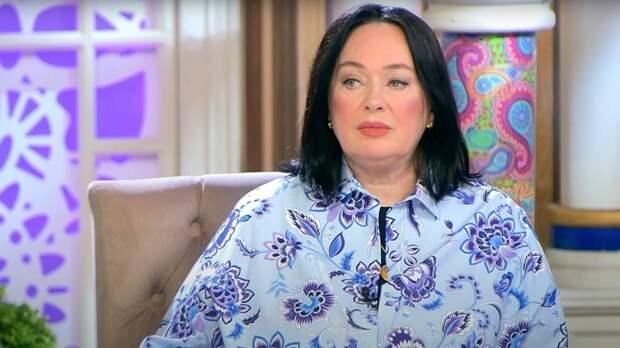 Медики диагностировали у Ларисы Гузеевой 65% поражения легких