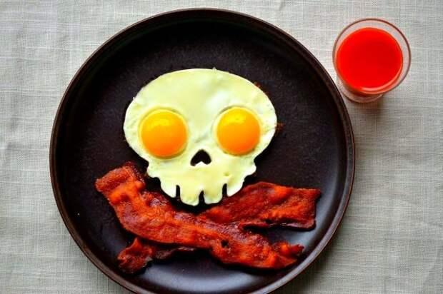 Яйца, кофе, арахис иброкколи: список смертельно опасных продуктов, которые мыедим каждый день