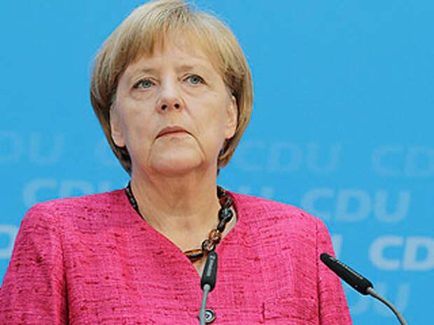 Ангела Меркель. Фото: GLOBAL LOOK press/imago stock&people