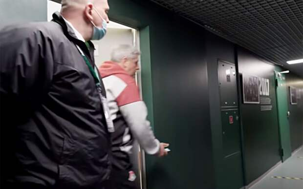 «Спартак» доказал, что начальник «Локомотива» Сухина был в судейской комнате перед игрой. Это запрещено регламентом