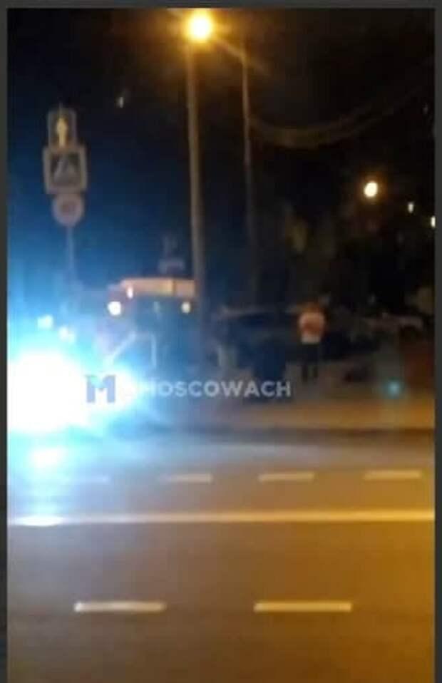 На улице Маршала Тухачевского произошла потасовка